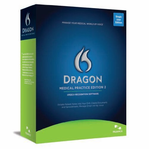 Primary image for Nuance Dragon Medical Practice, Edition 2