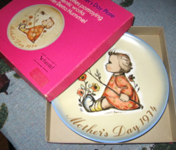 Mother's Day 1974-B.Hummel LTD Ed-Collector Pl... - $8.00