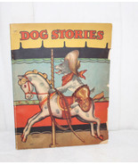 VINTAGE BOOK DOG STORIES 1977 PUBLISHED BY SAALFIELD PUB CO - $28.05