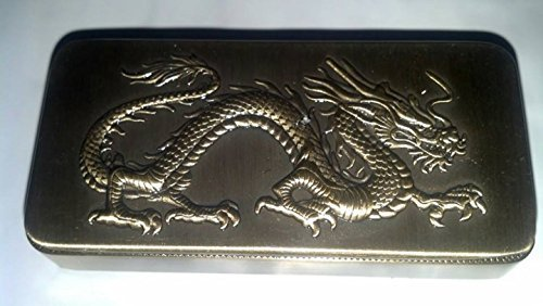 Creative Personality Sided Embossed Dragon Lighter - One Lighter (Dragon 2)