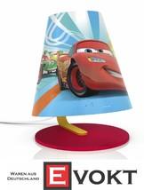 Philips Disney Cars Kids Table Lamp Cildren Bed... - $105.10