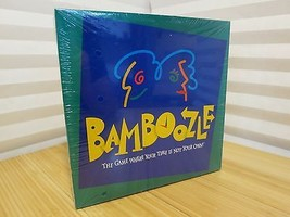 Bamboozle Game By Parker Brothers, Brand New & Sealed - $13.99