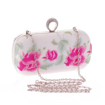 New Women's Embroidered Clutch Evening Bags Wed... - $22.43