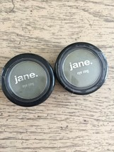 2 x Jane Be Pure Eye Zing Eyeshadow #50 Sage SEALED Lot of 2 Free Shipping - $14.69