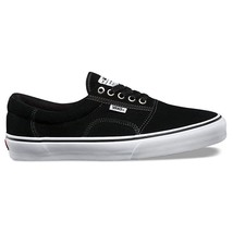 Vans Rowley Solos Black/White/Pewter UltraCush Skate Shoes Mens Size 7 image 2