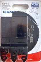Dremel MM492 Universal Quick-Fit Cutting Assortment - 3 piece - $23.95