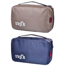 Men Women New Popular Camping Travel Grooming Toiletry Makeup Case Wash Bag Gift - $10.58