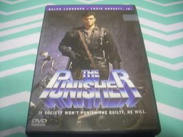 The Punisher (DVD, 1999) (DVD, 1999) - $2.00