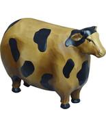 Rustic Primitive Cow - $4.99