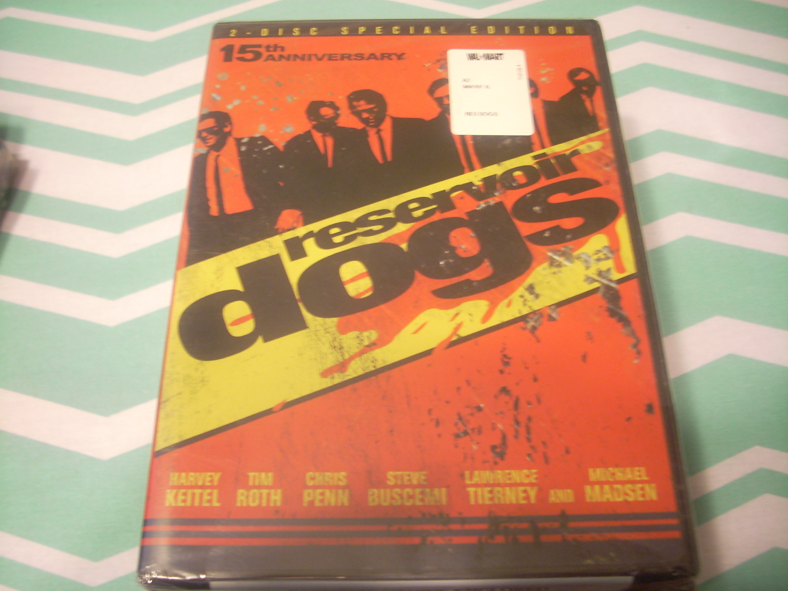 Reservoir Dogs (DVD, 2006, 15th Anniversary) New