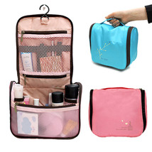 Men Ladies New Grooming Makeup Case Toiletry Hanging Travel Wash Bag Org... - $9.98