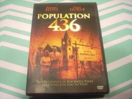 Population 436 (DVD, 2006) (DVD, 2006) - $2.00