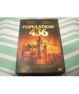 Population 436 (DVD, 2006) (DVD, 2006) - $1.70