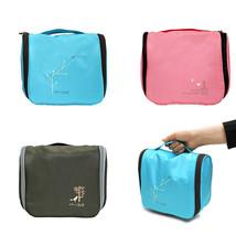 Men Ladies New Grooming Makeup Case Toiletry Hanging Travel Wash Bag Organizer image 2