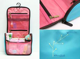 Men Ladies New Grooming Makeup Case Toiletry Hanging Travel Wash Bag Organizer image 3