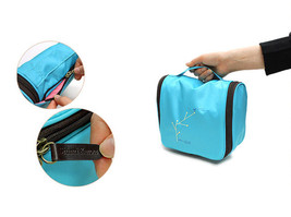 Men Ladies New Grooming Makeup Case Toiletry Hanging Travel Wash Bag Organizer image 6