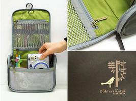 Men Ladies New Grooming Makeup Case Toiletry Hanging Travel Wash Bag Organizer image 5
