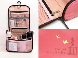 Men Ladies New Grooming Makeup Case Toiletry Hanging Travel Wash Bag Organizer image 4