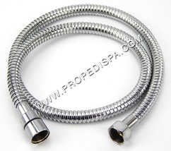 """48"""" X F1/2""""X F1/2"""" mixing water sprayer hose for pedicure spa chair nail salon - $11.63"""