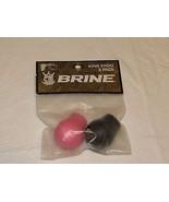 Brine 2 pack Lacrosse endos King logo ENDO women's pink black NOS NEW ol... - $19.78