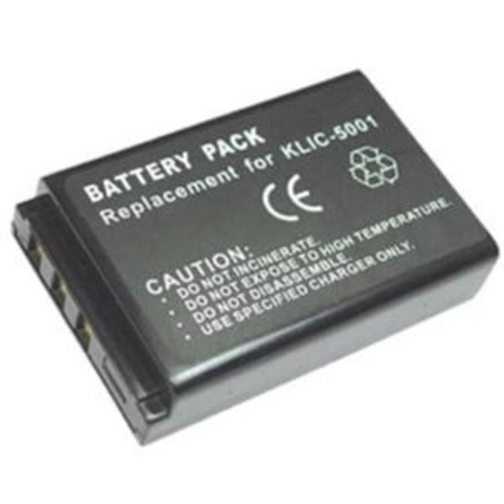 Targus Lithium-Ion Rechargeable Battery, Replacement for Kodak K