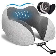 Neck Pillows U Shaped Memory Foam Travel Pillow Neck Travel Healthcare B... - $48.99