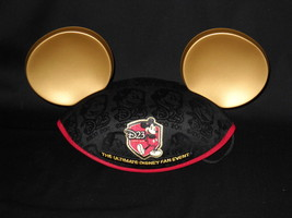 D23 Expo Mickey Mouse Ears Hat from 2011 NEW Disney - $33.65