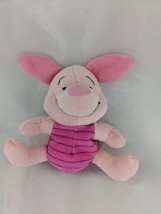 "Piglet Rattle Plush 4"" The First Years Winnie the Pooh Stuffed Animal Toy - $6.95"