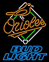 MLB Bud Light Baltimore Orioles Neon Sign - $699.00