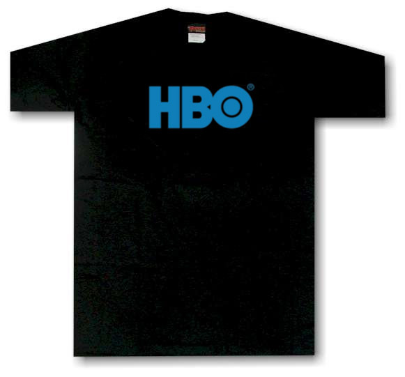 HBO Home Box Office Television T-shirt
