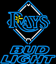 MLB Bud Light Tampa Bay Rays Neon Sign - $799.00