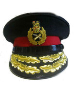 UK ROYAL ARMY GENERAL PRINCE CHARLES HAT NEW SIZE 57 TO  61, HI Quality ... - $166.32