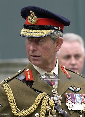 UK ROYAL ARMY GENERAL PRINCE CHARLES HAT NEW SIZE 57 TO  61, HI Quality CO MADE