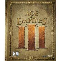 Age of Empires III PC CD-ROM Software Collector... - $69.99