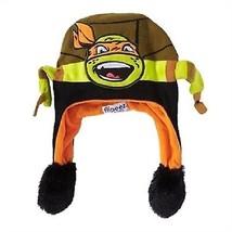 Teenage Mutant Ninja Turtles MICHELANGELO Flipeez Boys Hat NWT - $10.71