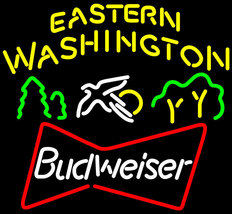 Budweiser Eastern Washington Neon Sign - $699.00