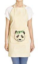 Vietsbay's Panda-1 Printed Canvas Apron APR - $14.99