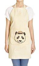 Vietsbay's Panda-2 Printed Canvas Apron APR - $14.99