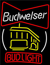 Budweiser Cable Car Neon Sign - $699.00