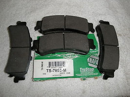 NAPA Rear Brake Pad Set TS7662-M Chevrolet GMC Cadillac Suburban  Silver... - $27.05