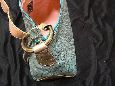 ae6fde83f018 Chi by Carlos Falchi Turquoise Gold and 50 similar items