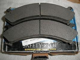 NAPA Brake Pad Set SS7652-X Chevrolet GMC Suburban  Silverado 1500 Front - $57.05