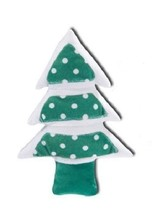 Grriggles Green Jubilee Christmas Tree Dog Toy   - $2.50