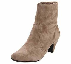 Sam Edelman Women's Maddie Ankle Boot,Putty, Size 9.5 M US - $84.15