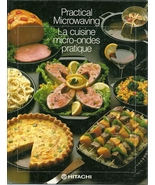Practical Microwaving Hitachi Hard Cover Cookbo... - $1.99