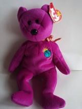Millennium the Bear Beanie Baby w/tag - $9.49