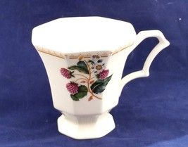 "Vintage Nikko replacement cup for ""Classic Collection"" raspberry design Japan - $7.91"