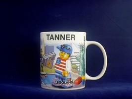 Legoland California 2011 Souvenir, personalized  ceramic  mug for TANNER... - $6.92