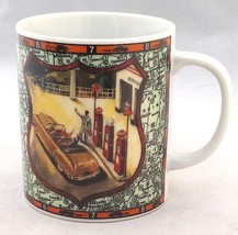 Department 56 Travel America Mug Made In Japan - $5.93
