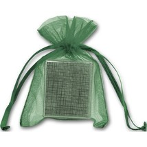 Green Organdy Bags - 36 count - $8.00+